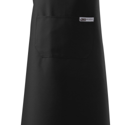 Barbecue Schort Black (Chefs-Fashion)