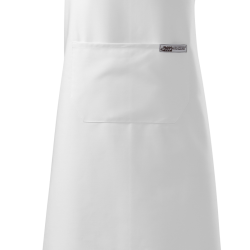 Barbecue Schort White (Chefs-Fashion)